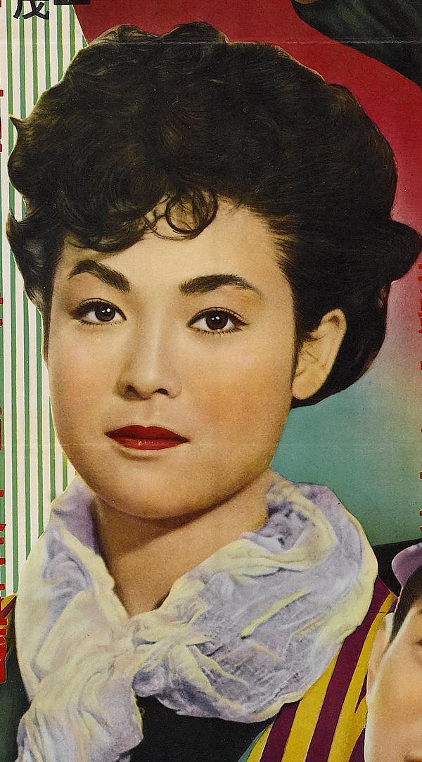 Photo Ayako Wakao via Wikidata
