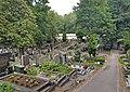 Břevnov cemetery, north part, Praha.jpg