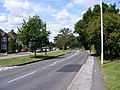 B556 Muttons Lane, Potters Bar - geograph.org.uk - 1413475.jpg