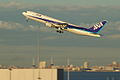 B767-300 take off (Tokyo international airport RWY 34R) (264808872).jpg