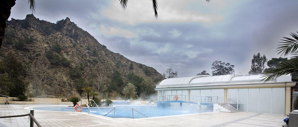 Baños De Archena Alojamiento | Balneario De Archena Wikipedia La Enciclopedia Libre