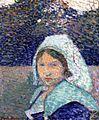 BERNARD Emile,1886 - Jeune Bretonne à Pont-Aven.jpg