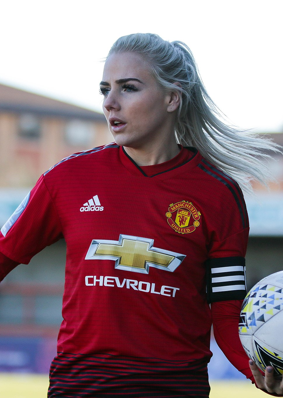 BHA Women 0 Man Utd Women 2 WFAC 4th rd 03 02 2019-387 (46934118902) (cropped)
