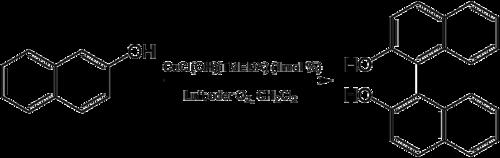 Synthese von BINOL