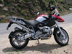 BMW Motorrad - BMW's best selling motorcycle, the R1200GS