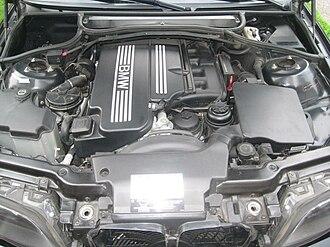 BMW M56 - Image: BMW M56 SULEV2