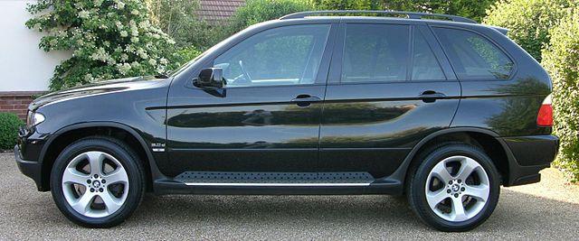 BMW X5 3.0d Sport - Flickr - The Car Spy (21)