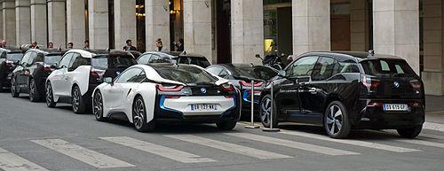 BMW I Series >> Bmw I Wikipedia
