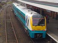 BR Class 175 at Llandudno Junction