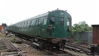 Northamptonshire Ironstone Railway Trust - 4EPB 5176