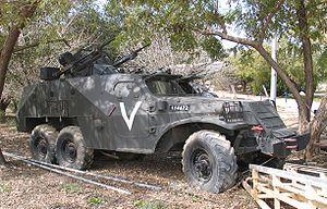 BTR-152 tại Israel