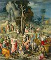 Bacchiacca - La Raccolta della manna (Washington).jpg