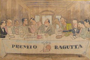 Bagutta Prize - Image: Bagutta Prize 3