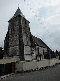 Bailleul-aux-Cornailles - Eglise - 1.JPG