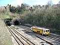 Ballast Tamper at Newport - geograph.org.uk - 1033758.jpg