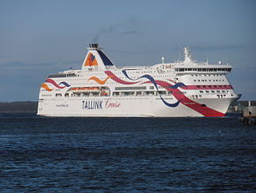 Baltic Queen departing Tallinn 5 May 2013.JPG