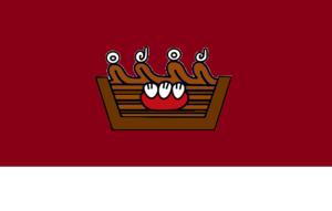 Autlán - Image: Bandera de Autlán