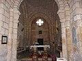 Baneuil église choeur.JPG