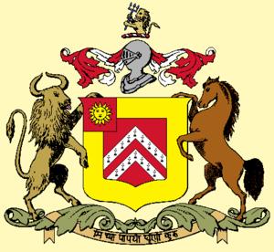 Banswara State - Image: Banswara State Co A