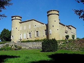 Baraigne - The Château of Baraigne