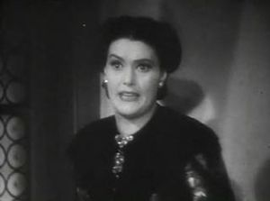Barbara O'Neil - in All This, and Heaven Too trailer (1940)