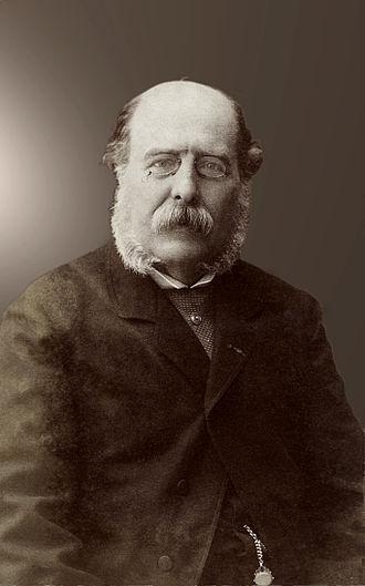 Charles Barbier de Meynard - Image: Barbier de Meynard, Charles Adrien Casimir, par Eugène Pirou, BNF Gallica