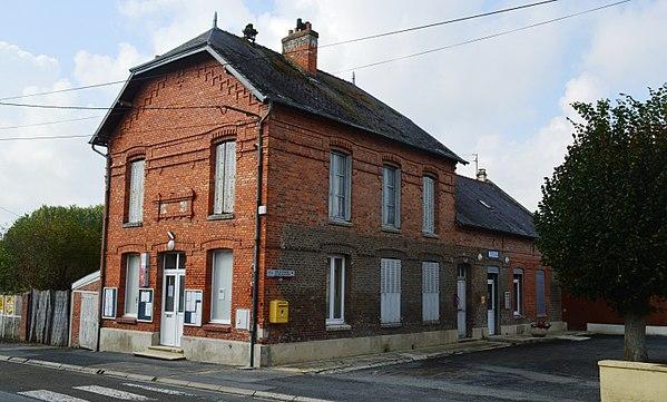 Photo de la ville Barenton-Bugny