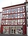 Barockes Fachwerk - Eschwege Stad 35-Ecke Schildgasse - panoramio.jpg