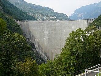 Contra Dam - Contra Dam