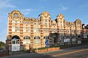Barratts factory, Northampton