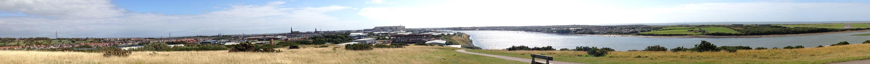 Barrow panorama from slag bank.jpg