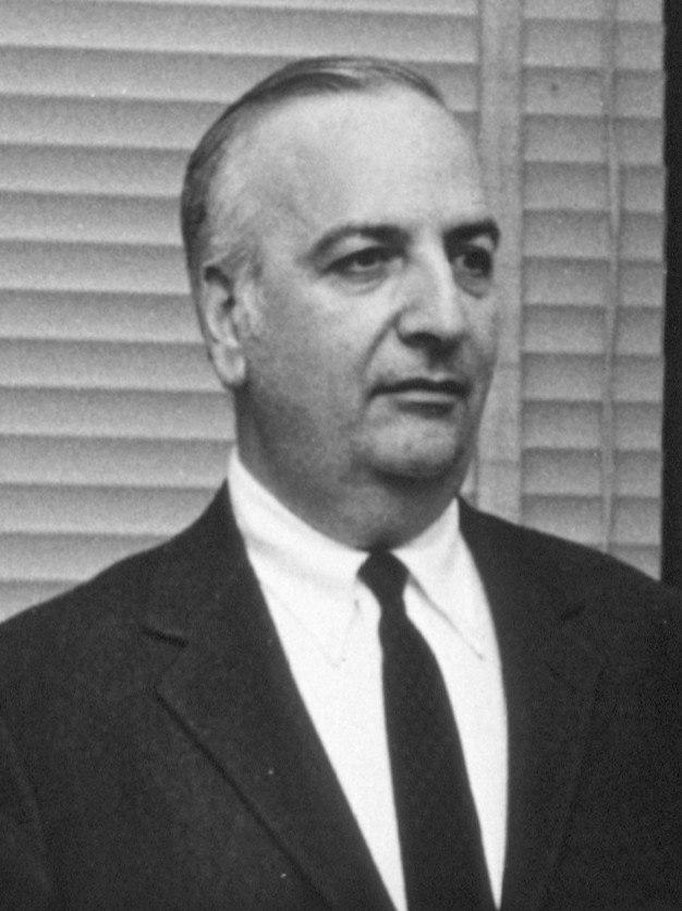 Baruj Benacerraf 1969
