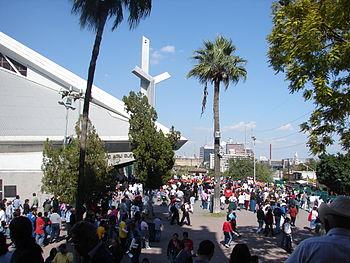 Basilica de Guadalupe Monterrey 20