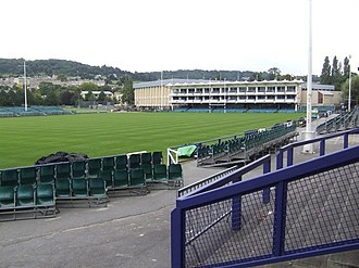 Recreation Ground (Bath) - Image: Bath rec