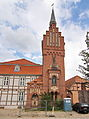 Baudenkmal Rathaus in Dömitz IMG 8832.jpg