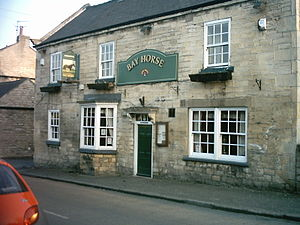 Clifford, West Yorkshire - The Bay Horse