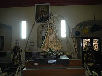 Our Lady of Salambao - Image: Baylonjf 2