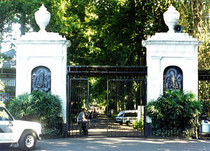 Bogor Botanical Gardens - Image: Bbg 001