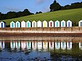 Beach Huts, Broadsands beach, Torbay - geograph.org.uk - 861516.jpg