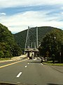 Bear Mountain Bridge EZPass Toll, August 2011.jpg