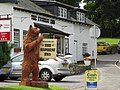 Bear at the Inn - geograph.org.uk - 1456722.jpg
