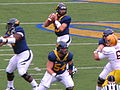 Bears on offense at Arizona State at Cal 2010-10-23 3.JPG