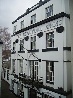 The Beaufort Arms Hotel, Monmouth - The Beaufort Arms Hotel