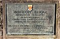 Beaufort Bridge Plaque - geograph.org.uk - 1750795.jpg