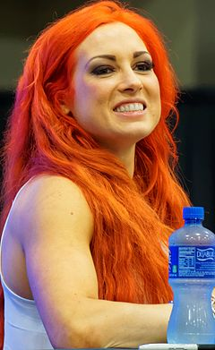 Becky Lynch WrestleMania 32 Axxess.jpg