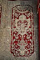 Bed cloth (detail) - State Bedroom - Rich Rooms - Residenz - Munich - Germany 2017.jpg
