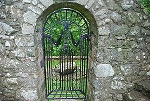 Llanystumdwy - Grave of David Lloyd George