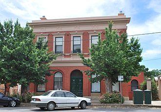 Beechworth - Beechworth State Bank of Victoria