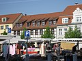 Beeskow, Brandenburg, Germany. Market place. - panoramio (1).jpg