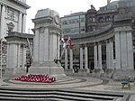 Cenotaph and Garden of Remembrance, Donegall Square, Belfast